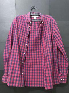 Red flannel H&M