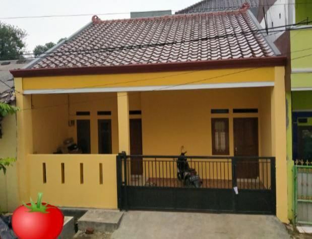 Rumah Baru Siap Huni dalam Perumahan Dekat tol Jatiwarna Bekasi