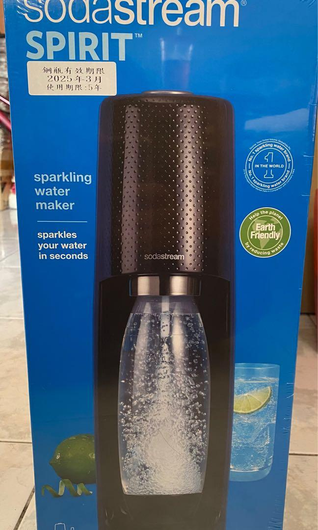 Sodastream spirit 氣泡水機