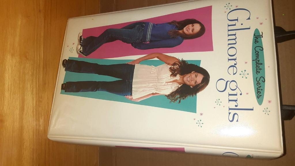 The Gilmore Girls Complete collection