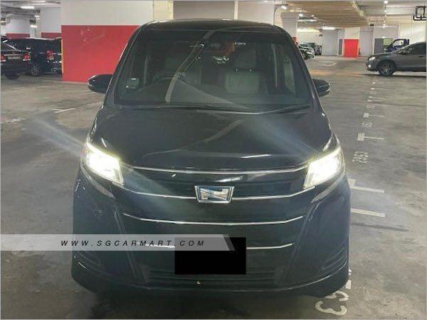 Toyota Noah 1.8X Hybrid CVT Auto