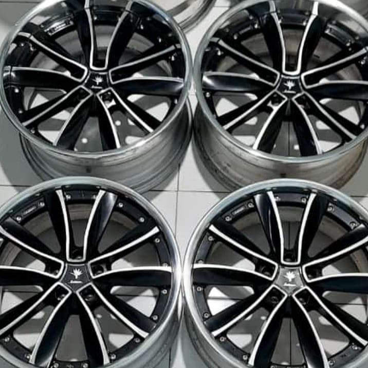 Velg [FOR SALE] Original Weds Kranze Chrishna 19 inch Made In Japan