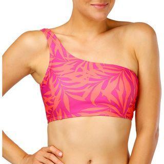 Wave Zone Pink  Bikini Top Size 12 for Petite