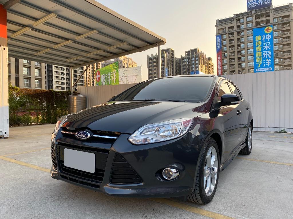 2015 Ford Focus 1.6 四門 頂級版