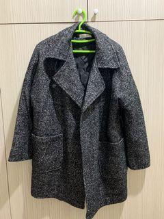 正韓混色外套