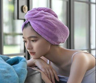 包頭巾/擦頭巾/吸水乾髮帽