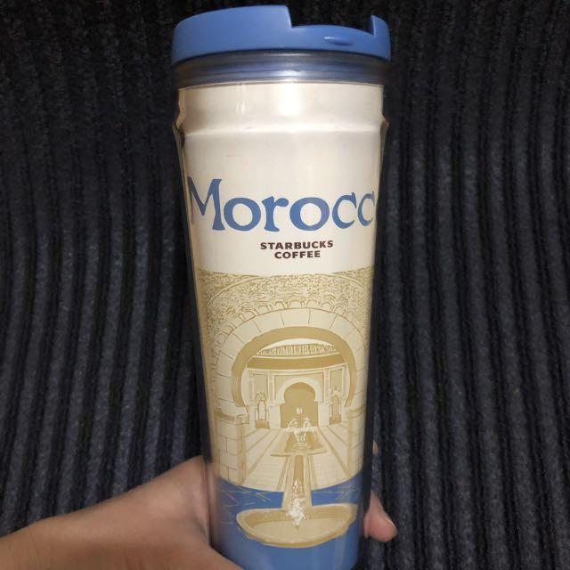 星巴克 摩洛哥🇲🇦經典城市隨行杯