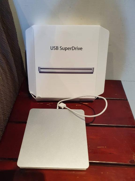 免運 Apple SuperDrive USB 超能光碟機(原廠正版