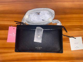 Authentic Kate Spade Black Sling Bag (Brand New)