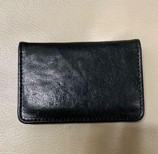 (只有一個)全新意大利🇮🇹幼嫩BB羊皮卡套(可放卡,紙幣,不用厚銀包)