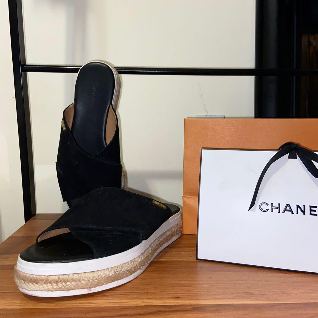 Calvin Klein Sandals/Espadrilles size 9 Women's