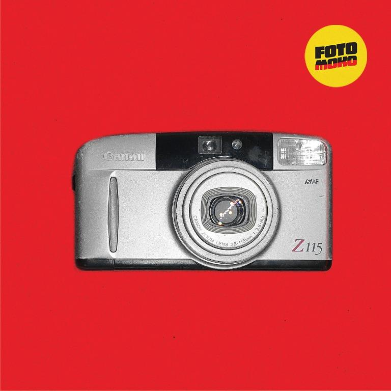 Canon Z115 - Point and Shoot 35MM Film Camera