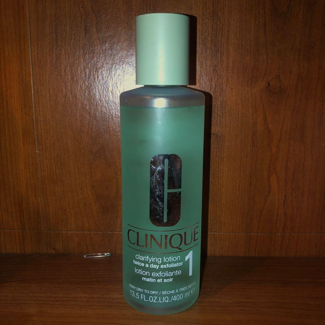 Clinique Clarifying Lotion 1 - 400mL