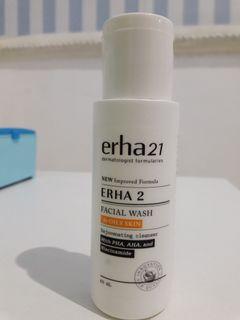 Facial wash Erha