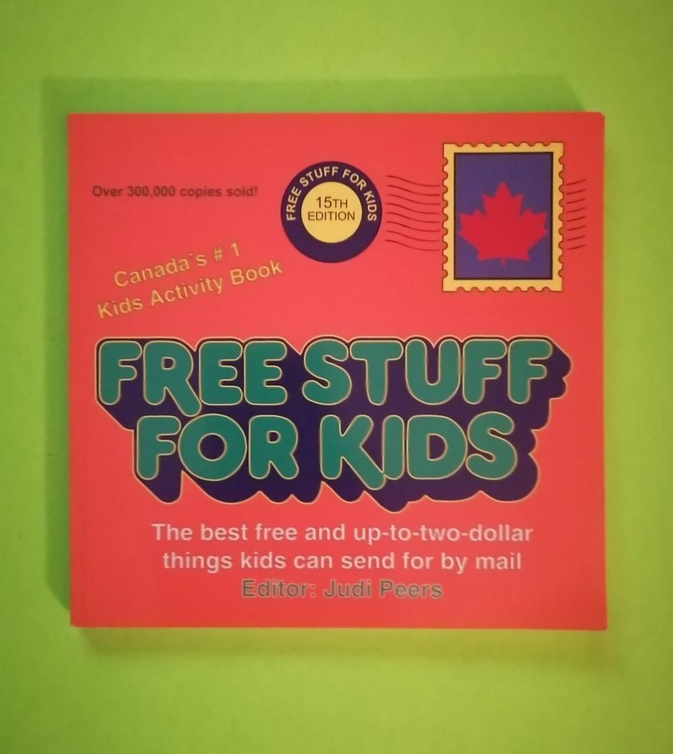 Free Stuff For Kids book