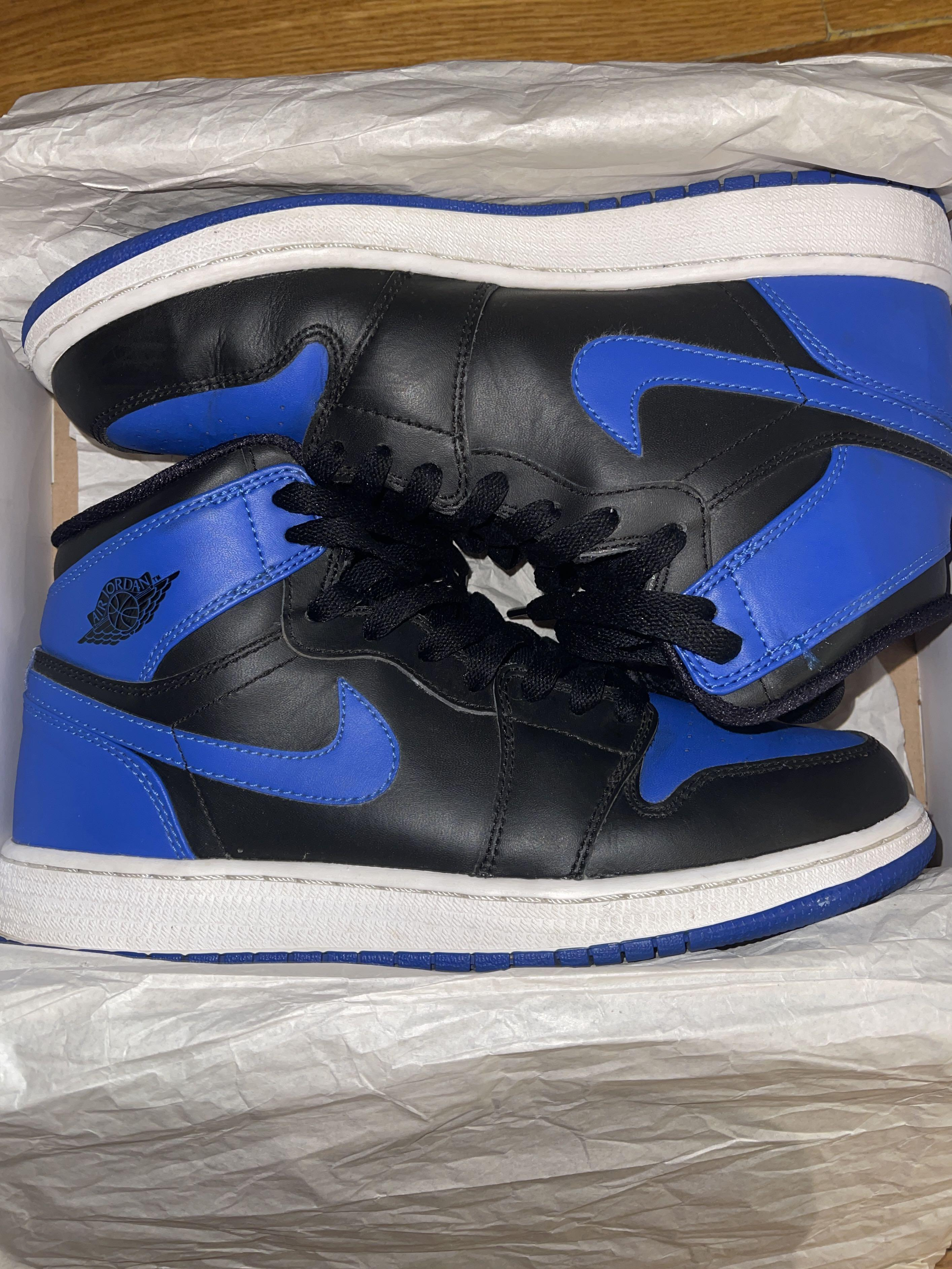 Jordan 1 Royals