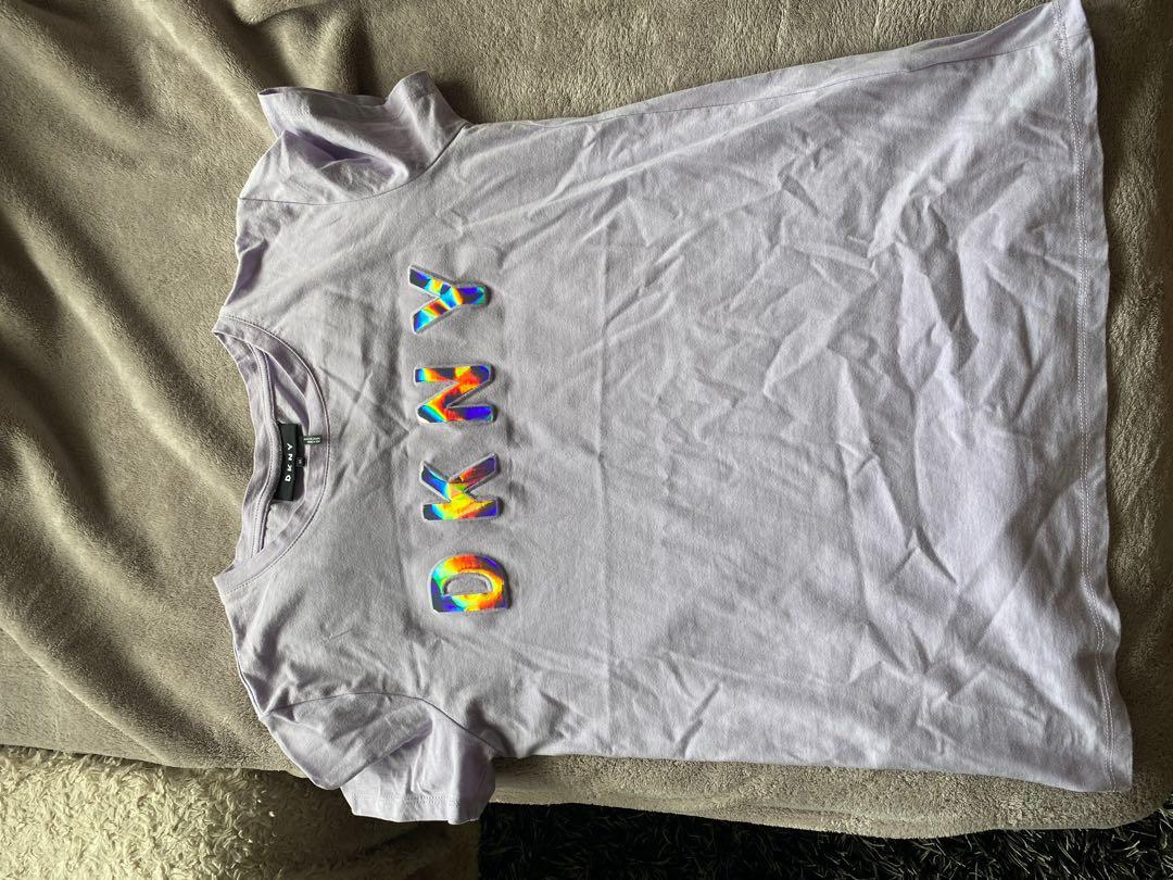 Lilac DKNY top