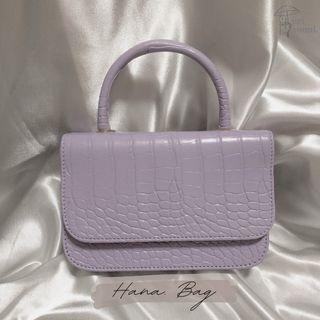 Lilac Sling Bag