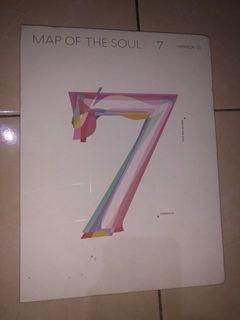 MOTS :7 map of the soul 7 ver 1