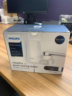 Philips 濾水器 AWP3753 water tap filter reduce lead and bacteria