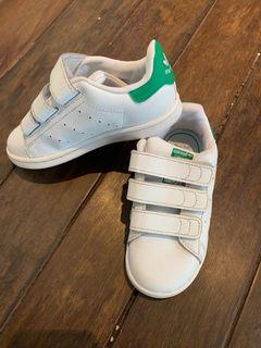 Preloved adidas stan smith kids