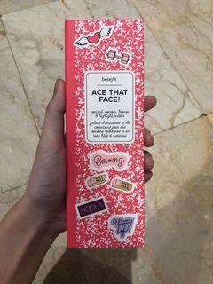 [Preloved] Benefit Ace That Face