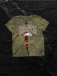 Roots Tie Dye Top