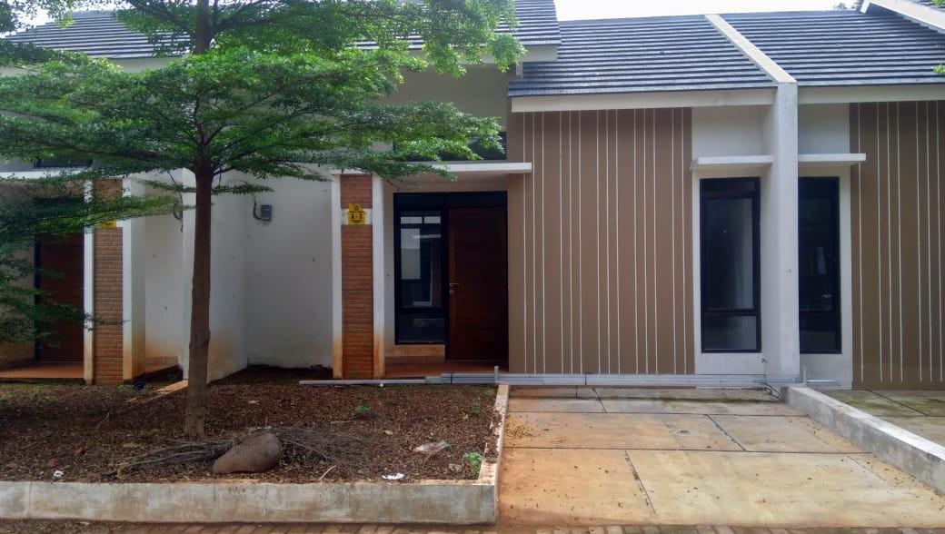 Rumah baru siap huni di bojong kulur dekat jatiasih bekasi KPR Developer/tanpa BI Checking