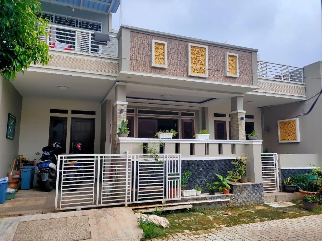 Rumah di Bukit Pamulang Indah Tangerang Selatan 2 Lantai