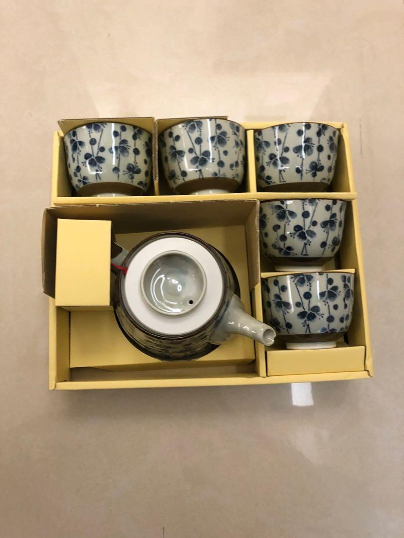 茶壺set