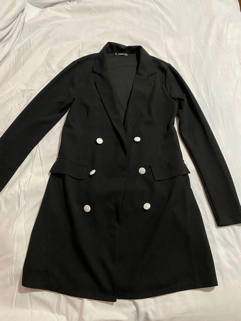 SHEIN Trench Coat
