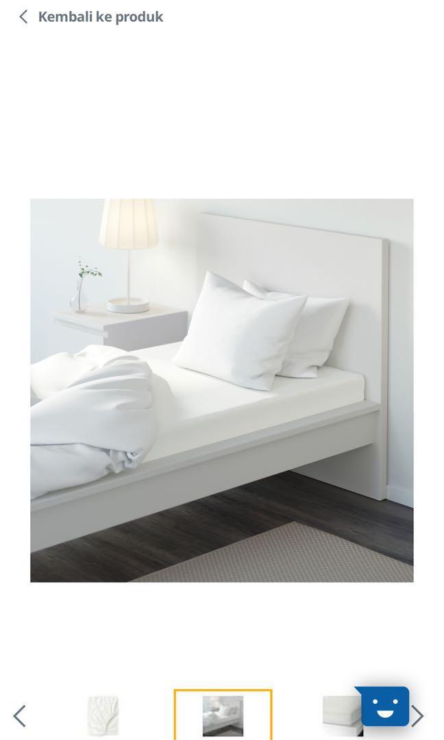 Sprei IKEA ULLVIDE 120x200 baru