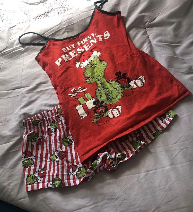 the grinch pjs