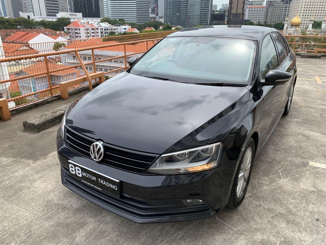 Volkswagen Jetta 1.4 TSI (A)