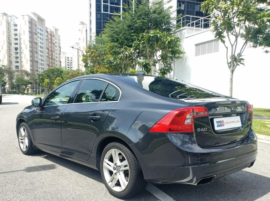 Volvo S60 2.0T (A)