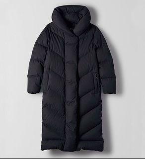 WILFRED duvet coat