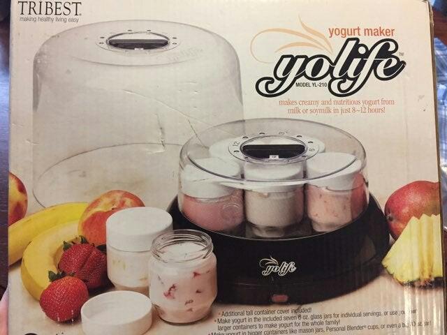 YoLife酸奶機