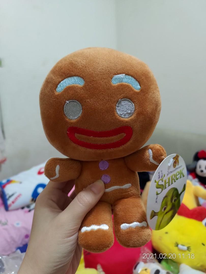 薑餅人玩偶