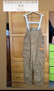 韓國選貨店吊帶褲