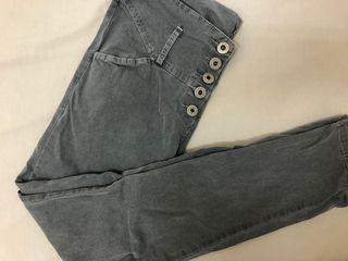 緊身長褲(贈)