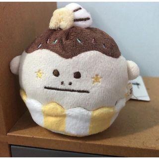 宇宙人 杯子蛋糕佈置品 裝飾品 不倒翁系列 底部有重量的唷