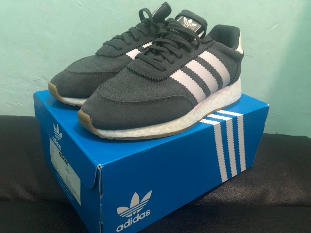 Adidas Original I-5923 Black White