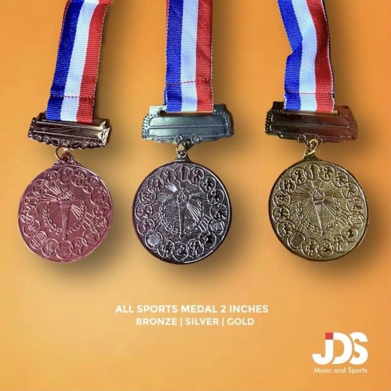 All Sports Medal 2 Inches