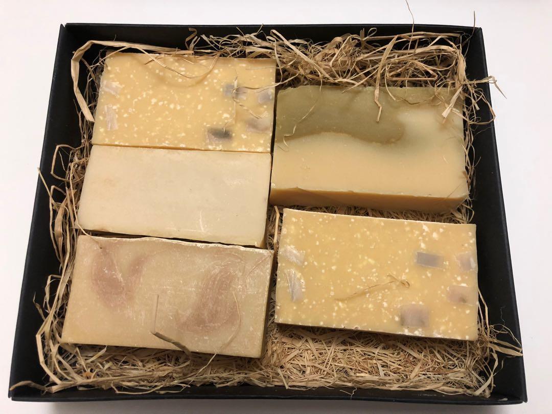 Bar Soap Set