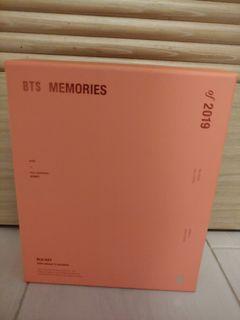 BTS memories of 2019 blu-ray