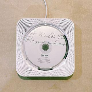 壁掛/桌立兩用CD&DVD播放器