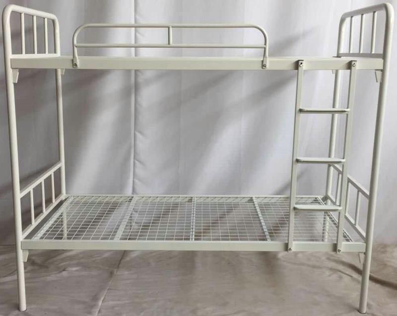 Cheapest Instock Double Deck Bed Frame Brand New Furniture Home Living Furniture Bed Frames Mattresses On Carousell