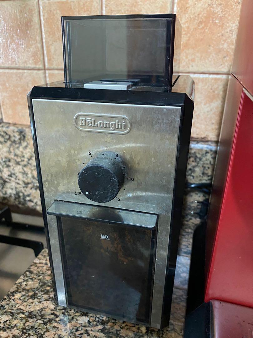 Coffee Grinder Delonghi