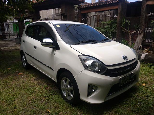Di Jual Mobil Agya Type G Tahun 2013