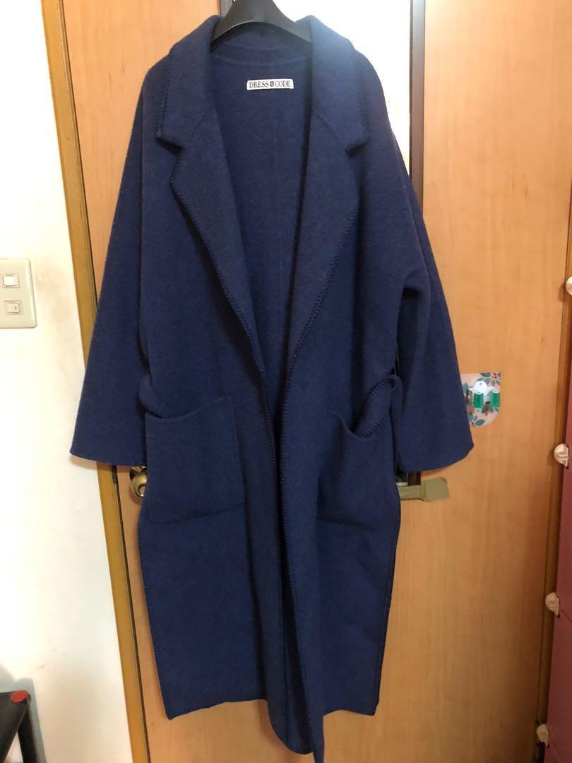 Dresscode DC 經典大衣 浴袍式